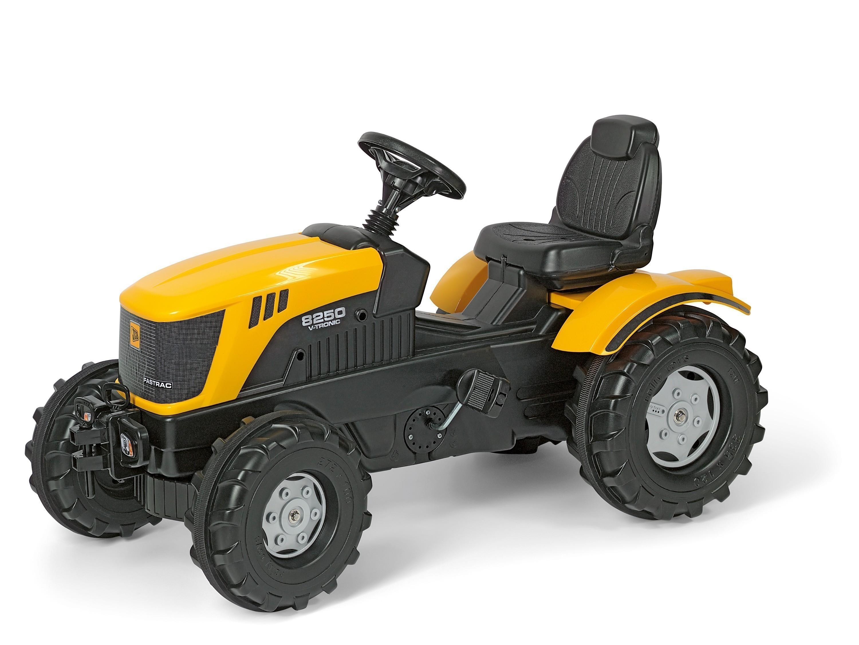 Trettraktor rolly Farmtrac JCB 8250  - Rolly Toys Bild 2