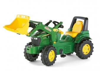 Trettraktor rolly Farmtrac John Deere 7930 Frontlader - Rolly Toys Bild 1