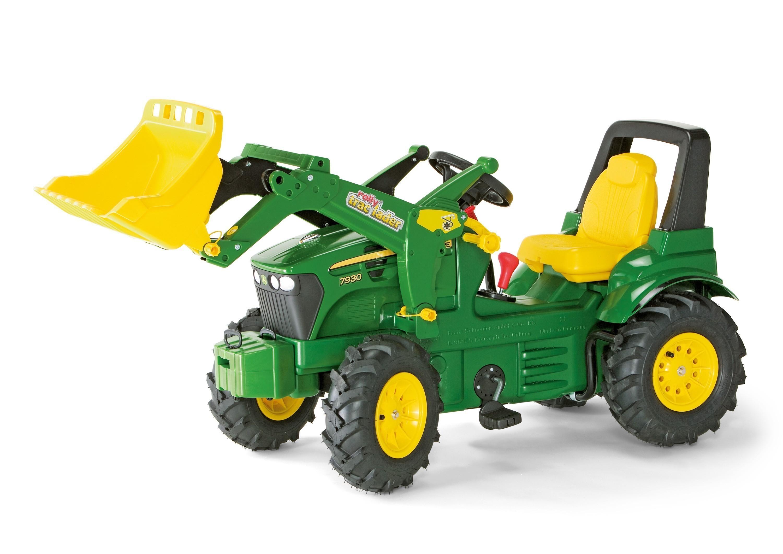 Trettraktor rolly Farmtrac John Deere 7930 Luftreifen - Rolly Toys Bild 1