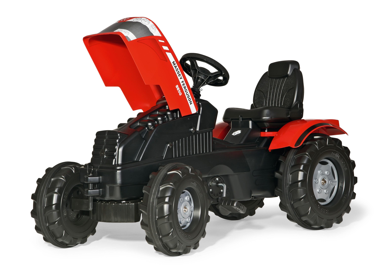 Trettraktor rolly Farmtrac Massey Ferguson 8650 - Rolly Toys Bild 2