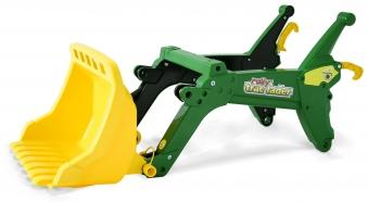 Frontlader für Tretfahrzeug rolly Trac Lader John Deere - Rolly Toys