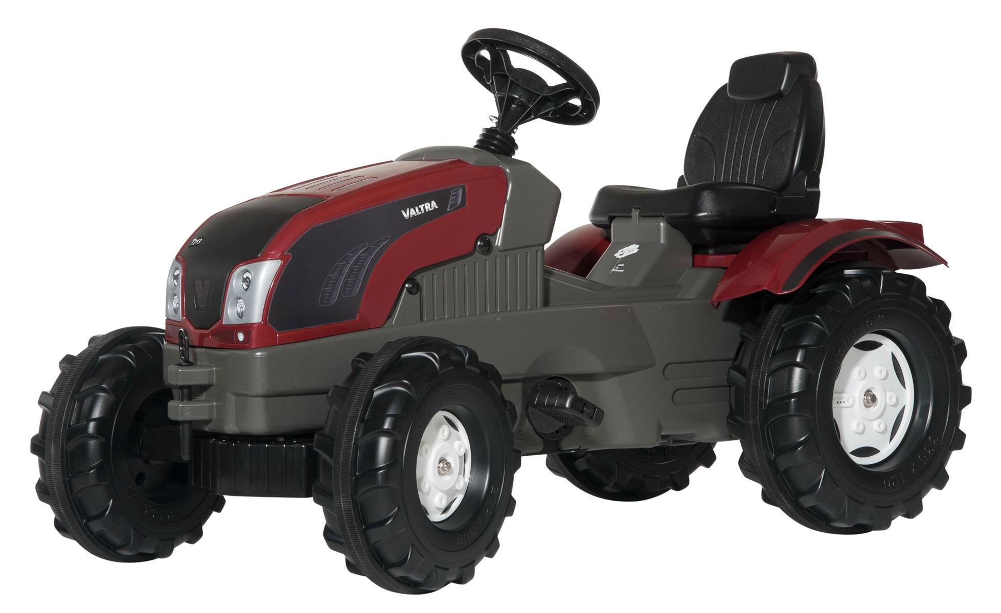 Trettraktor rolly Farmtrac Valtra T 213 - Rolly Toys Bild 1
