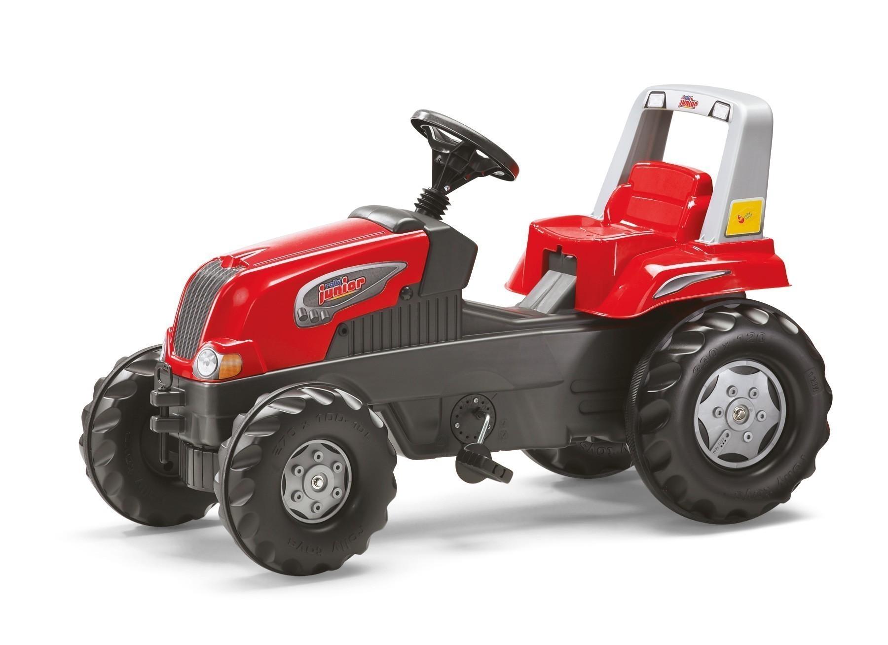 Trettraktor rolly Junior RT - Rolly Toys Bild 1