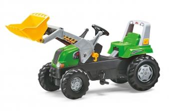 Trettraktor rolly Junior RT mit Frontlader - Rolly Toys Bild 1