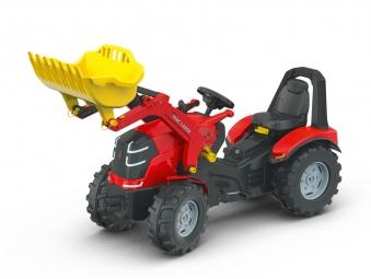 Trettraktor rolly X-trac Premium mit Frontlader - Rolly Toys Bild 1
