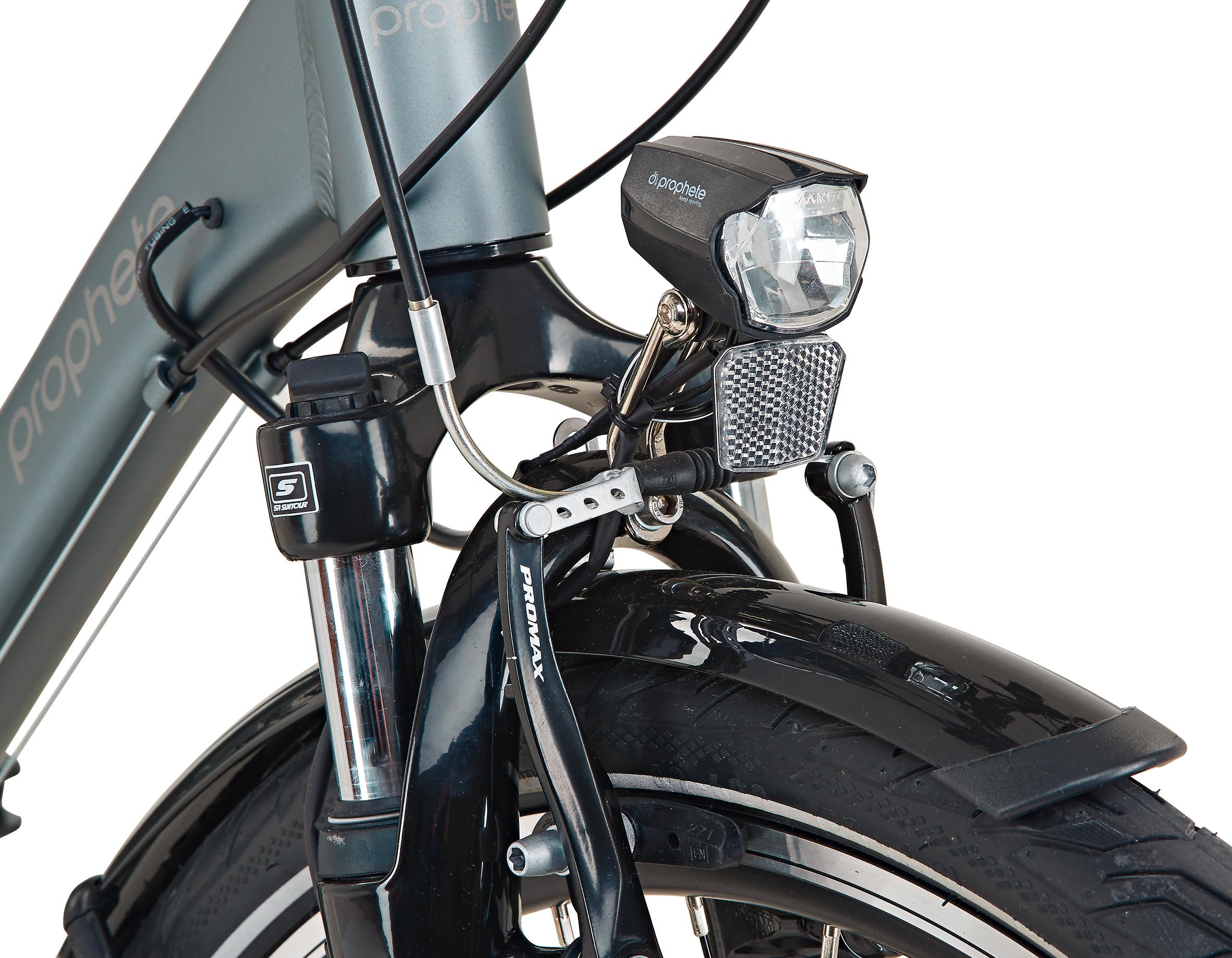 """Prophete Fahrrad / Trekkingrad Entdecker 9.2 Trekking Bike 28"""" Damen Bild 5"""