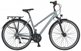"""Prophete Fahrrad / Trekkingrad Entdecker 9.2 Trekking Bike 28"""" Damen Bild 1"""