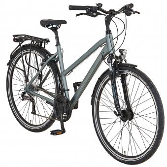 """Prophete Fahrrad / Trekkingrad Entdecker 9.2 Trekking Bike 28"""" Damen Bild 2"""