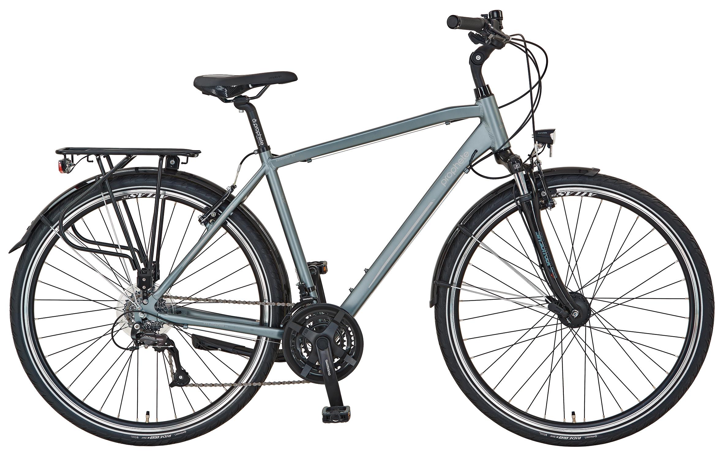 "Prophete Fahrrad / Trekkingrad Entdecker 9.2 Trekking Bike 28"" Herren Bild 1"