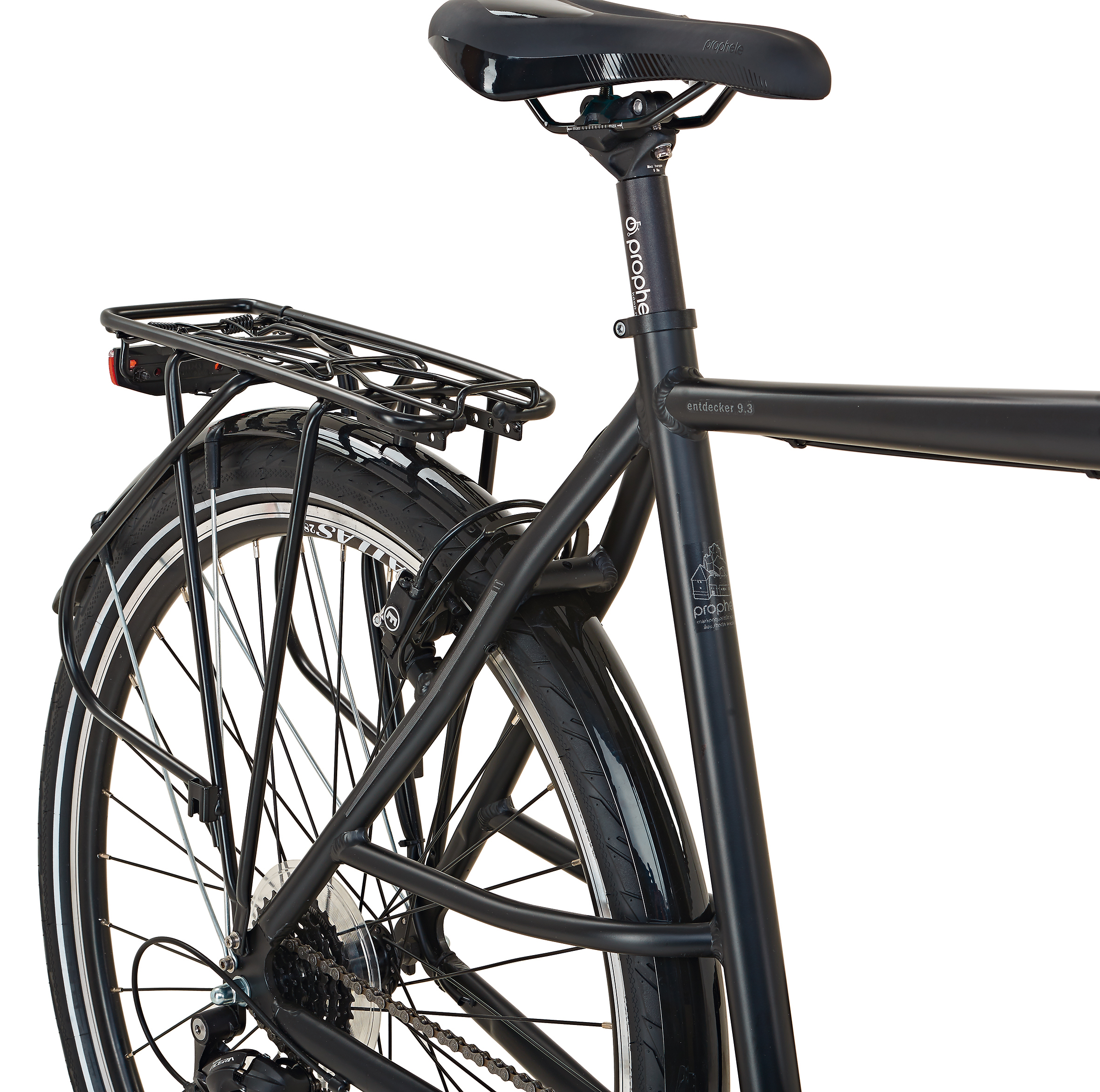 "Prophete Fahrrad / Trekkingrad Entdecker 9.3 Trekking Bike 28"" Herren Bild 6"