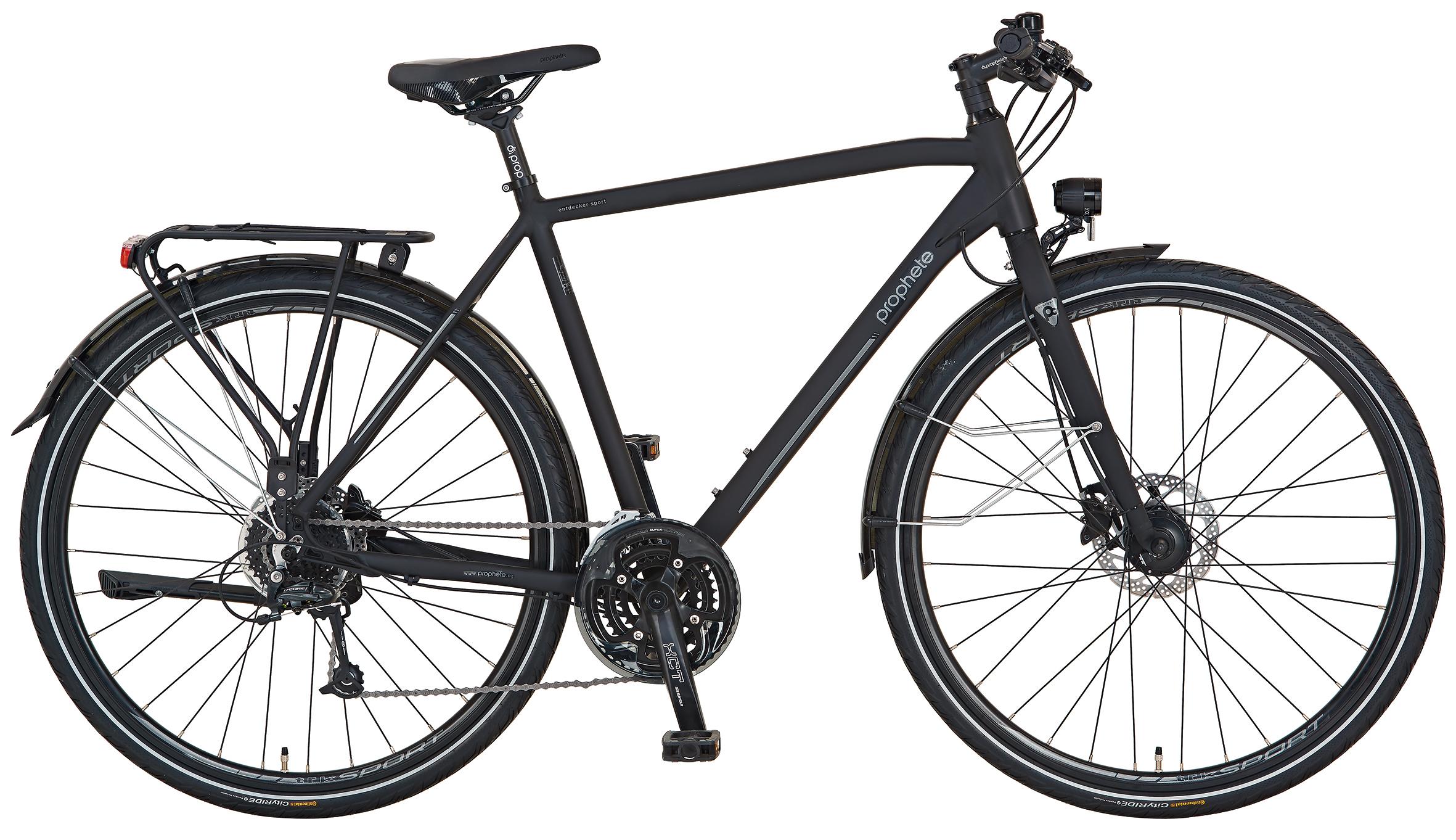 "Prophete Fahrrad / Trekkingrad Entdecker Sport Trekking Bike 28"" Herrn Bild 1"