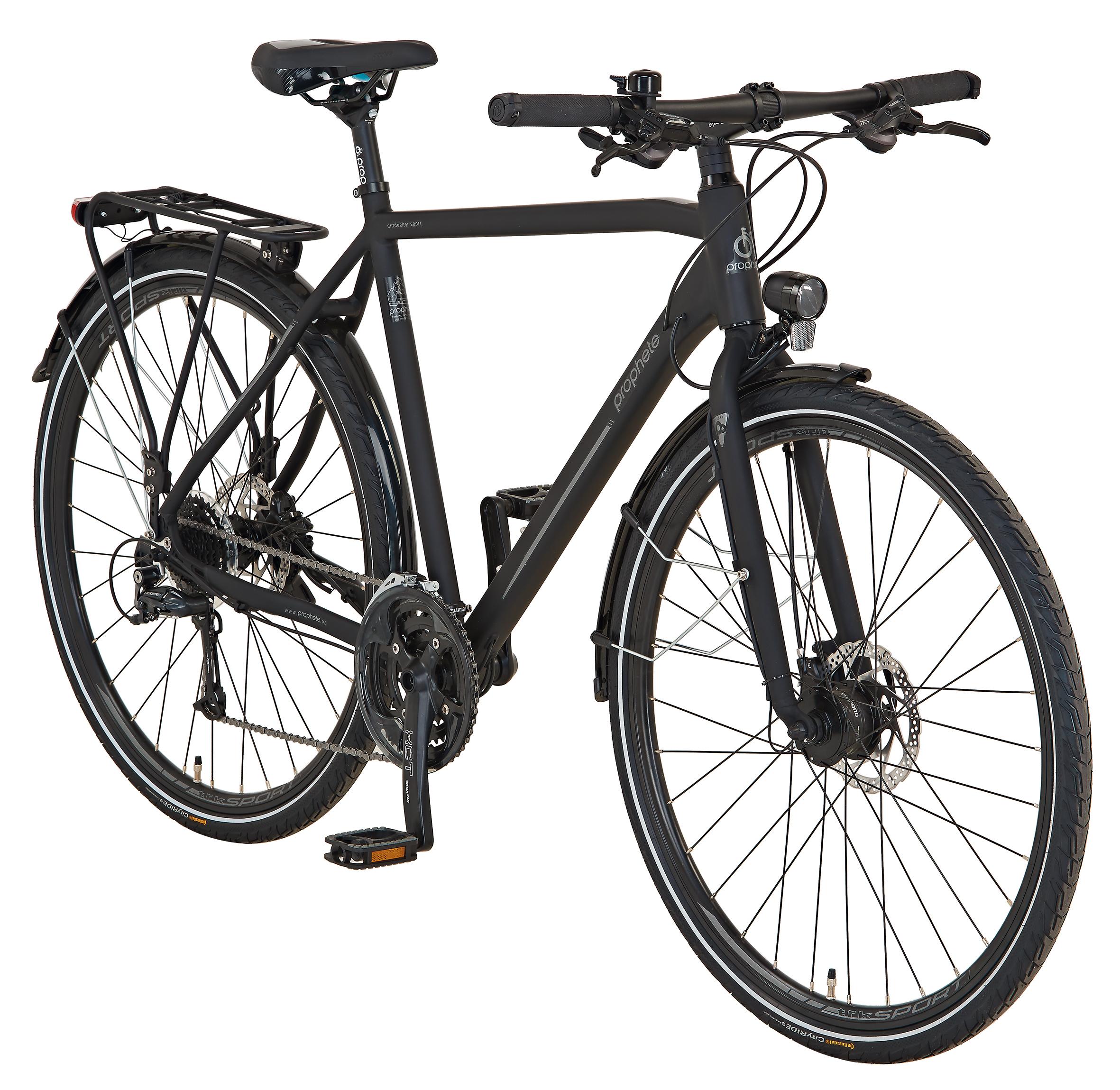"Prophete Fahrrad / Trekkingrad Entdecker Sport Trekking Bike 28"" Herrn Bild 2"