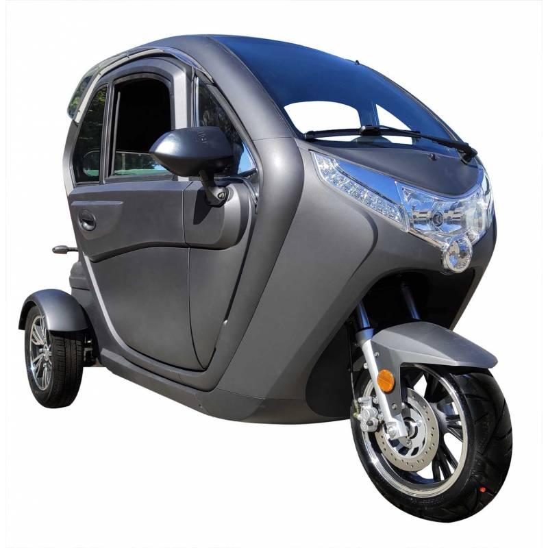 Kabinenroller - Elektroroller - Elektro Kabinenroller - Rollerauto Bild 1