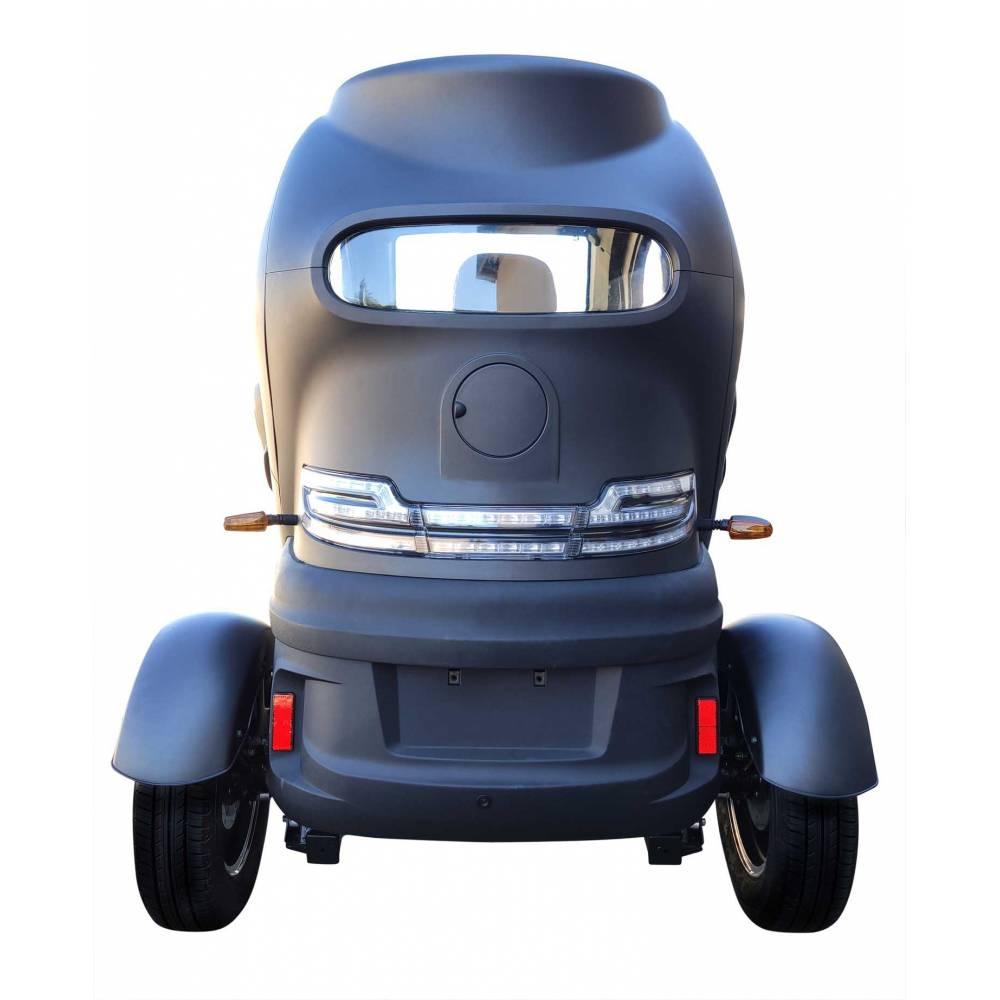 Kabinenroller - Elektroroller - Elektro Kabinenroller - Rollerauto Bild 11