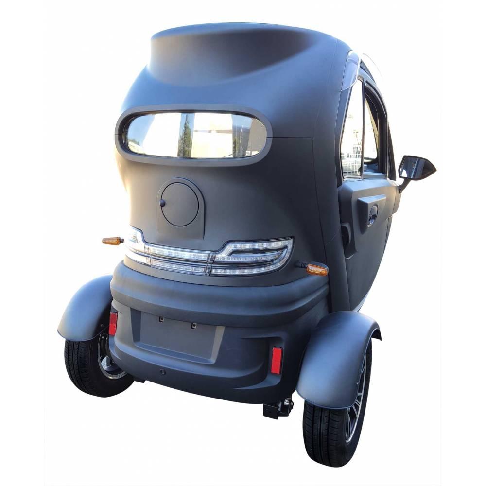 Kabinenroller - Elektroroller - Elektro Kabinenroller - Rollerauto Bild 6