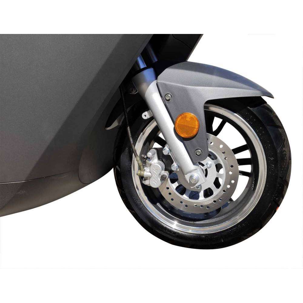 Kabinenroller - Elektroroller - Elektro Kabinenroller - Rollerauto Bild 8