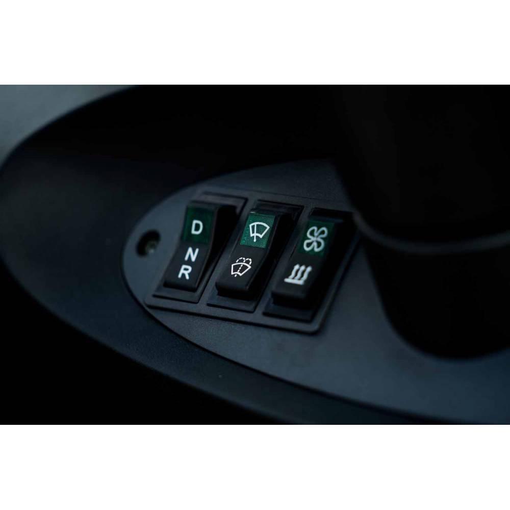 Kabinenroller - Elektroroller - Elektro Kabinenroller - Rollerauto Bild 9