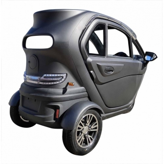 Kabinenroller - Elektroroller - Elektro Kabinenroller - Rollerauto Bild 2