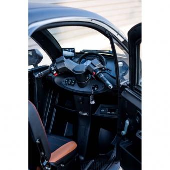 Kabinenroller - Elektroroller - Elektro Kabinenroller - Rollerauto Bild 7