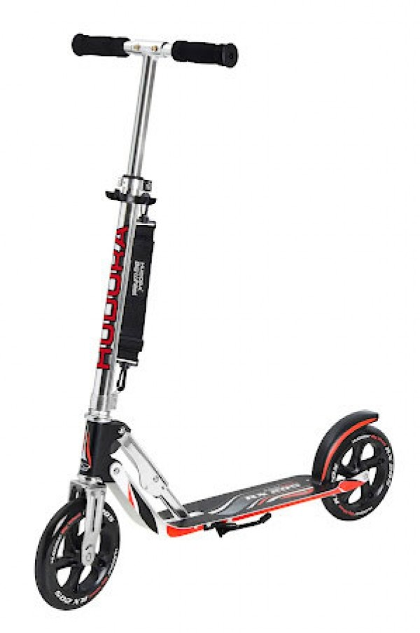 Hudora Roller Alu Scooter - Cityroller Big Wheel RX 205 14724